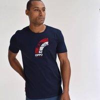 Oppo Navy Motorsport T Shirt