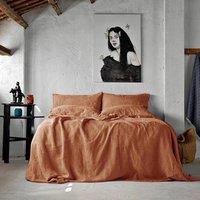 Stonewashed Linen Duvet Cover Set