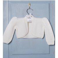 Girl's Hand Knitted Bolero