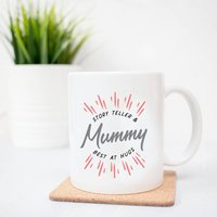 Personalised Mummy's Favourite Things Mug