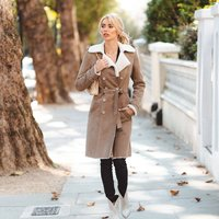 The Middleton Shearling Jacket