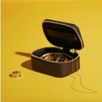 Vegan Apple 'leather' Jewellery Box
