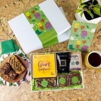 Gardening Vegan Treats And Tea Gift