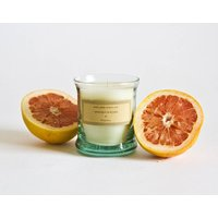 Grounding Grapefruit And Vetiver Scented Candle