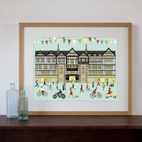 Liberty Of London Store Art Print