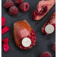 Rose And Raspberry Madeleine Gift Box