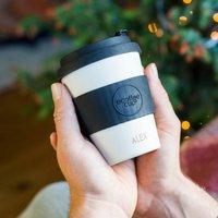 Personalised Name Reusable Travel Mug