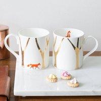 Quinn The Fox Mug
