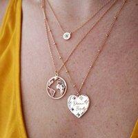 Dream Big Layered Necklace Set