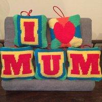 Heart Tapestry Lavender Bag Kit