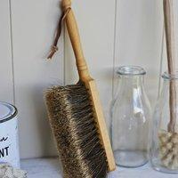 Horse Hair Dust Brush