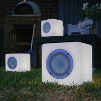 Bluetooth Outdoor LED Speaker