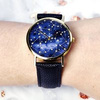 Constellation Watch, Black