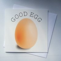 Good Egg Card