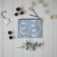 Labrador Fabric Purse