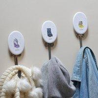 Personalised Ski Boot Hooks