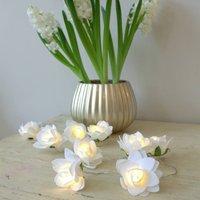 La Petite Rose String Of Fairy Lights
