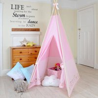 Pink Magical Parade Teepee Tent, Pink