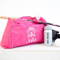 Personalised Childs Sports Bag