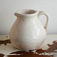 Ceramic Ravello Flower Jug