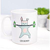 'Gin Bunny' Gin Mug