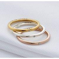 Personalised Proposal Diamond Ring