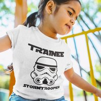 Trainee Stormtrooper Baby/Toddler T Shirt