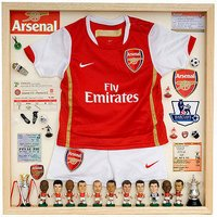 English Team Football Display Case