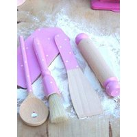 Handpainted Children's Baking Set