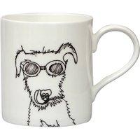 Goggles Dog Mug