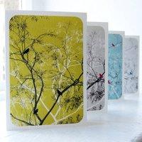 Oriental Greeting Cards