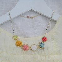 Chelsea Flower Necklace