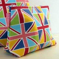 Happy Jack Cosmetic Bag