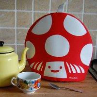 Mushroom Tea Cosy
