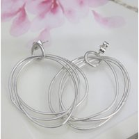 Odd Hoops Earrings
