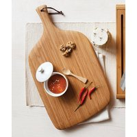 Artisan Bamboo Cutting And Serving Board
