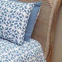 Safari Blue Single And Cot Duvet Cover Set