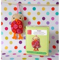 Robin Decoration Mini Kit