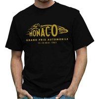 Monaco 1961 Formula One GP T Shirt