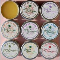 Honey And Rosehip Organic Lip Balm