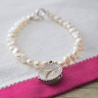 Vintage Agnes Locket Bracelet