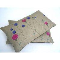 Wildflower Cushion