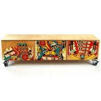 Pinball Storage Sideboard Bench