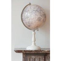 Parisian Pedestal Globe