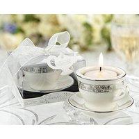 Teacup Candle Holder Wedding Favour
