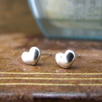 Little Heart Earrings