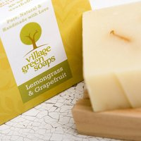 Lemongrass And Grapefruit Soap