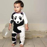 Panda Sleepsuit