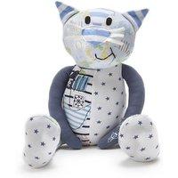 Personalised Baby Clothes Keepsake Cat