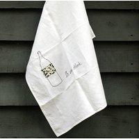 'It's Wine O'Clock' Tea Towel